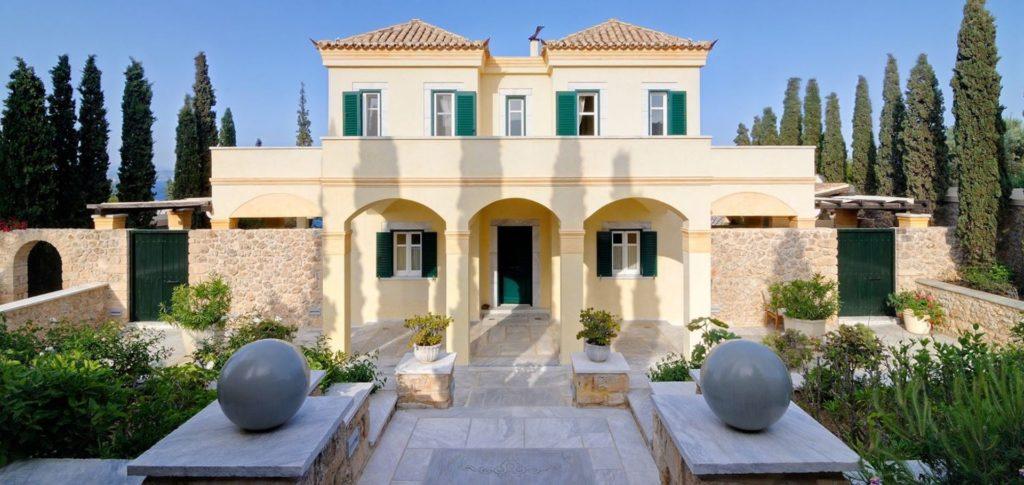 Spetses: Villa Areti 1