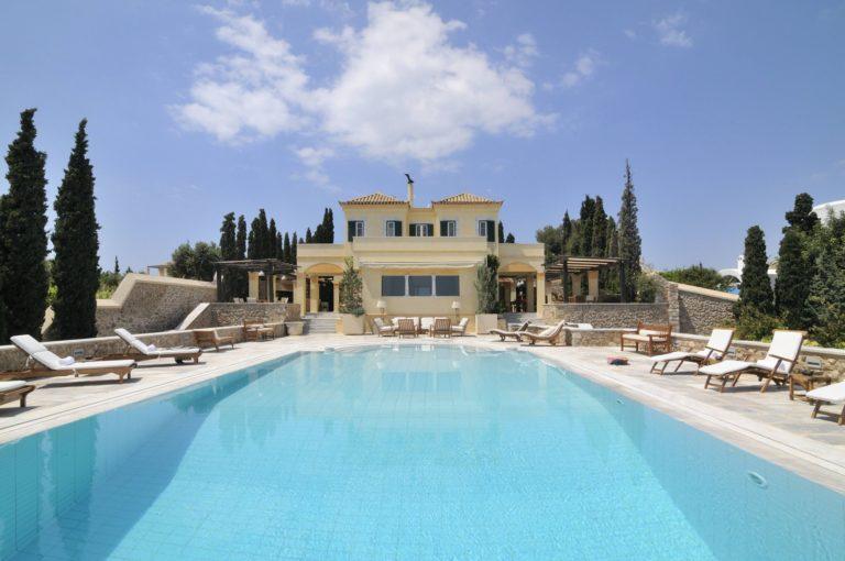 Spetses: Villa Areti 2