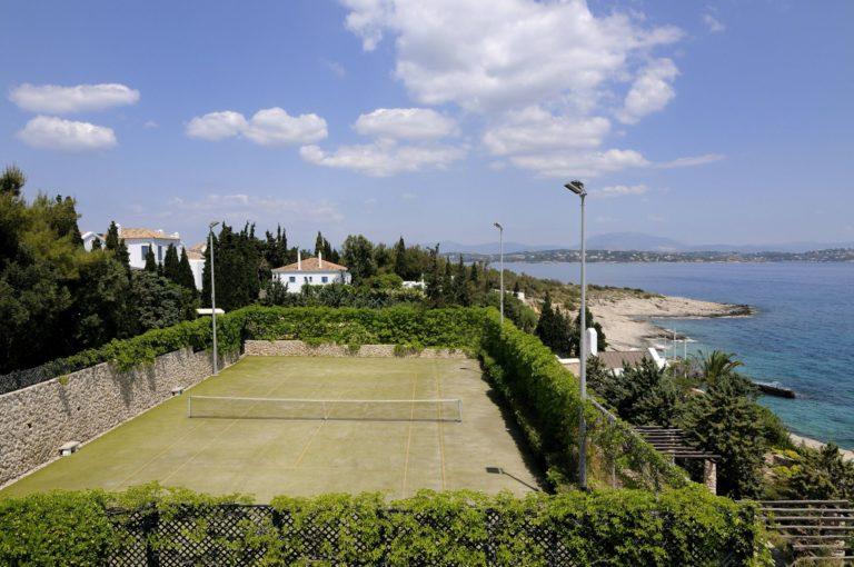 Spetses: Villa Areti 9