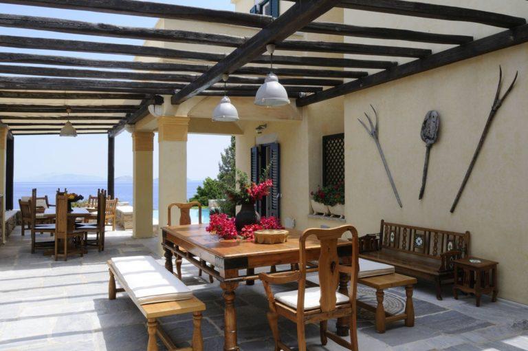 Spetses: Villa Areti 10