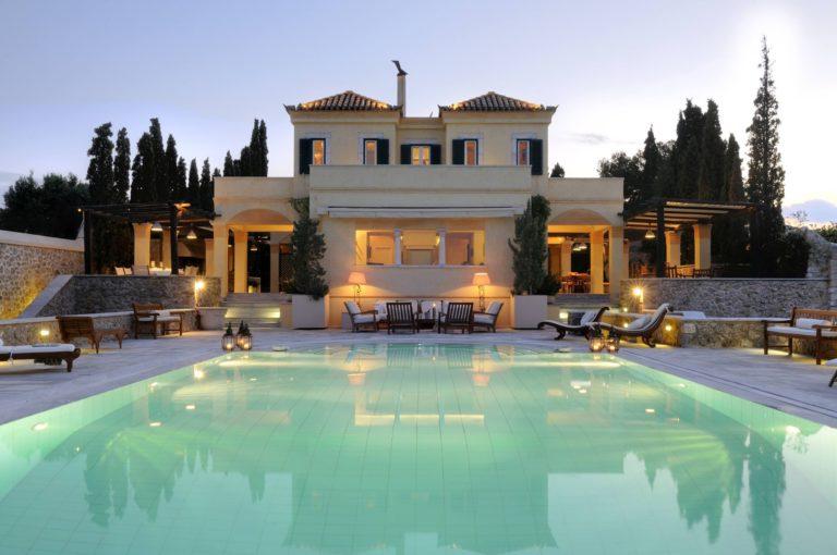 Spetses: Villa Areti 28