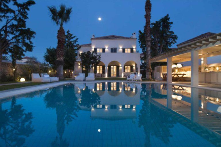 Spetses: Villa Elise 52