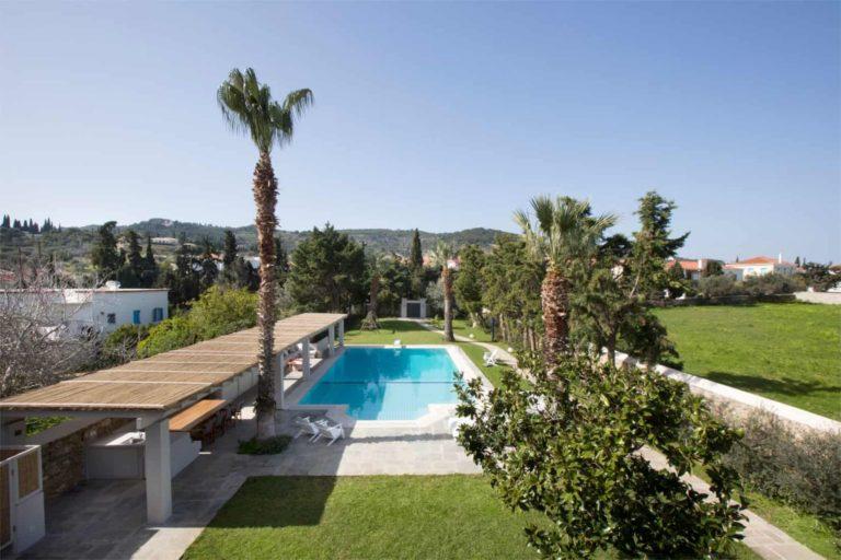 Spetses: Villa Elise 8