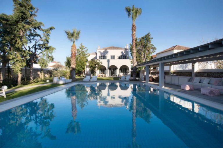 Spetses: Villa Elise 43