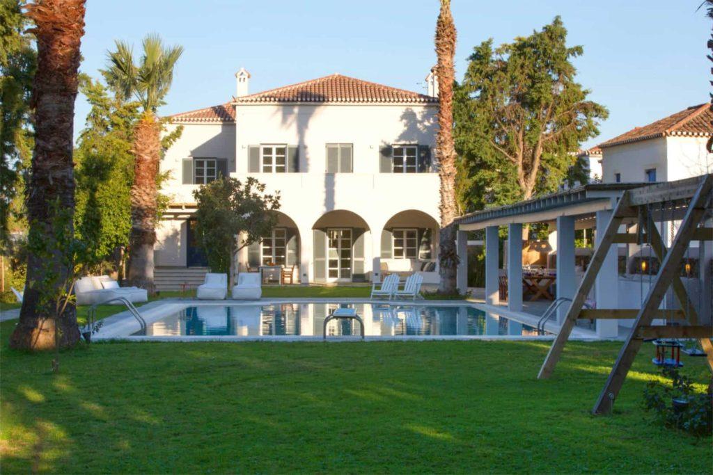 Spetses: Villa Elise 1