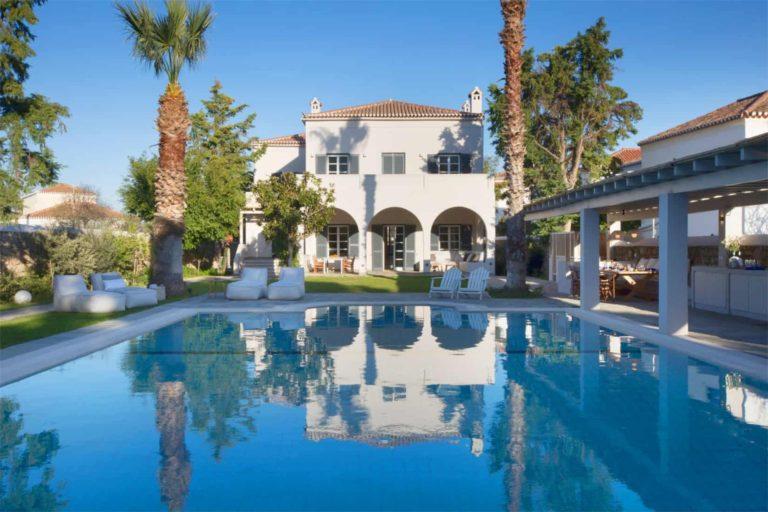 Spetses: Villa Elise 2