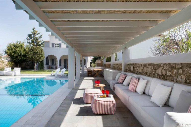 Spetses: Villa Elise 5