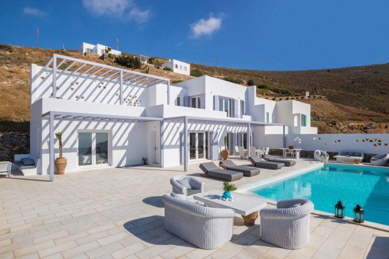 Syros: Villa Syriana 3
