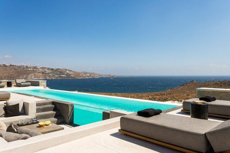 Mykonos: Villa Galini 8