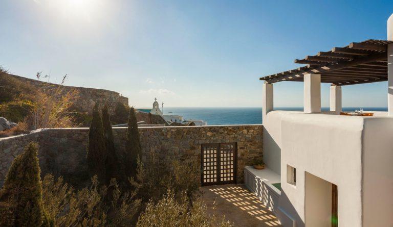 Mykonos Villa: Gianni 2