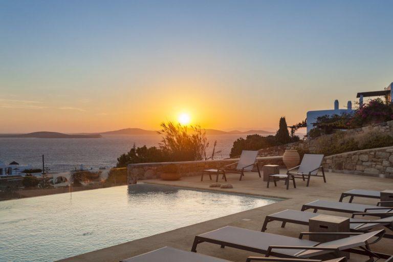 Mykonos Villa: Gianni 28
