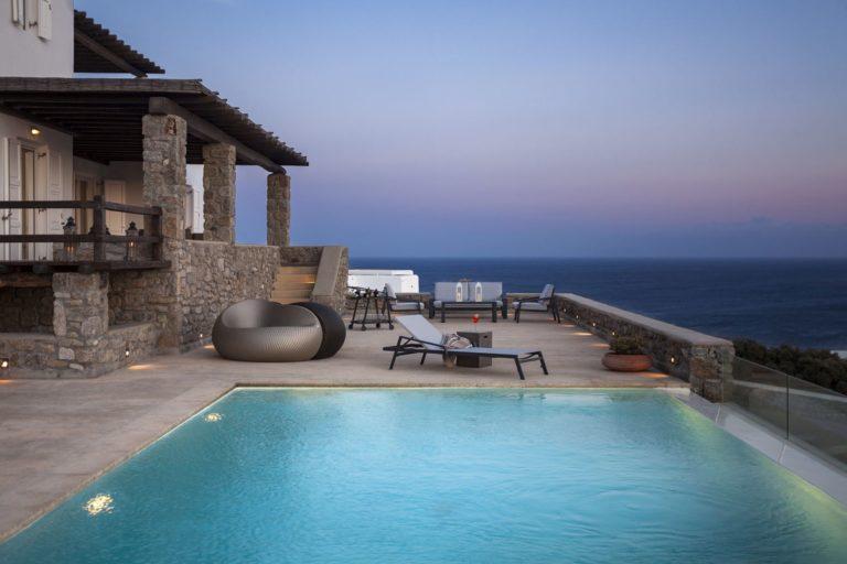 Mykonos Villa: Gianni 25