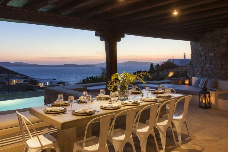 Mykonos Villa: Gianni 26