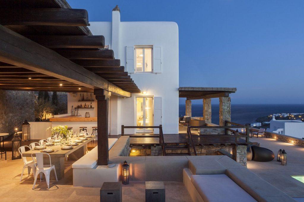 Mykonos Villa: Gianni 1
