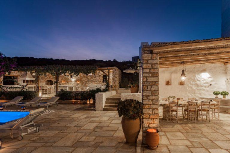 Paros: Villa Artemis 62